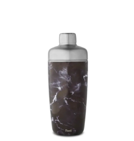S'Well Shaker Set with Jigger - Black Marble