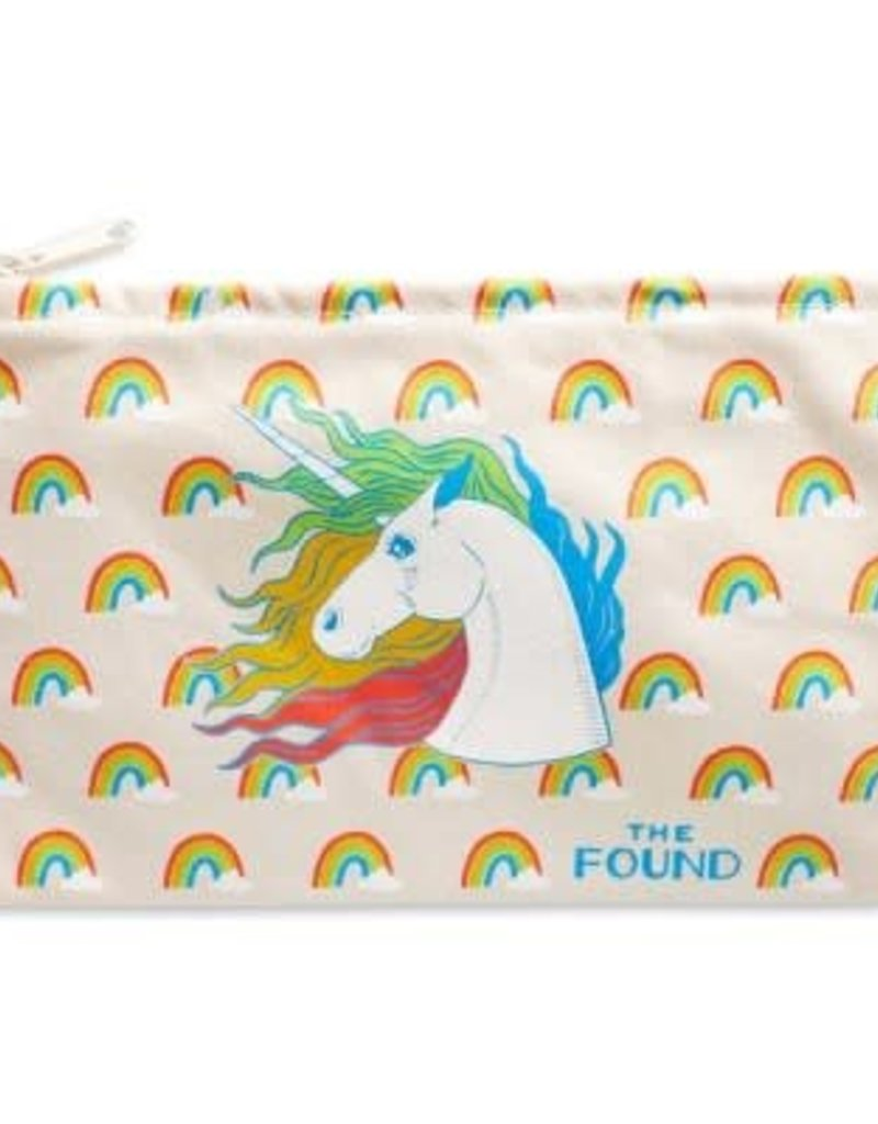 Pouch: Unicorn and Rainbows