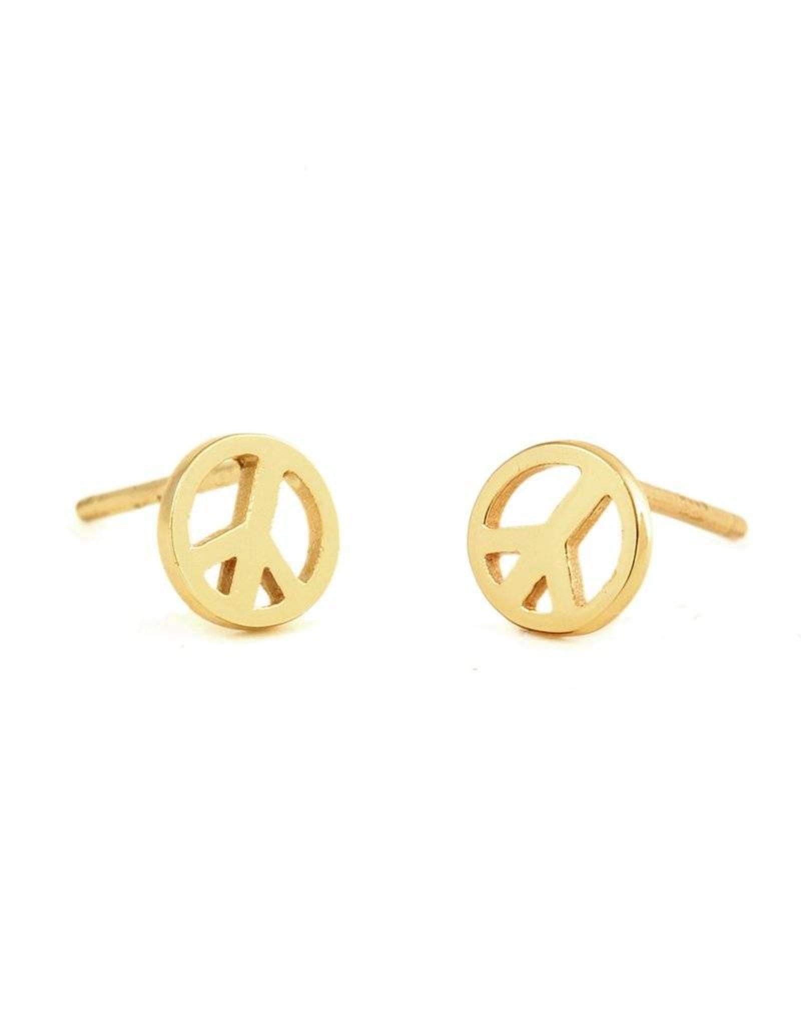 Kris Nations Stud Earrings