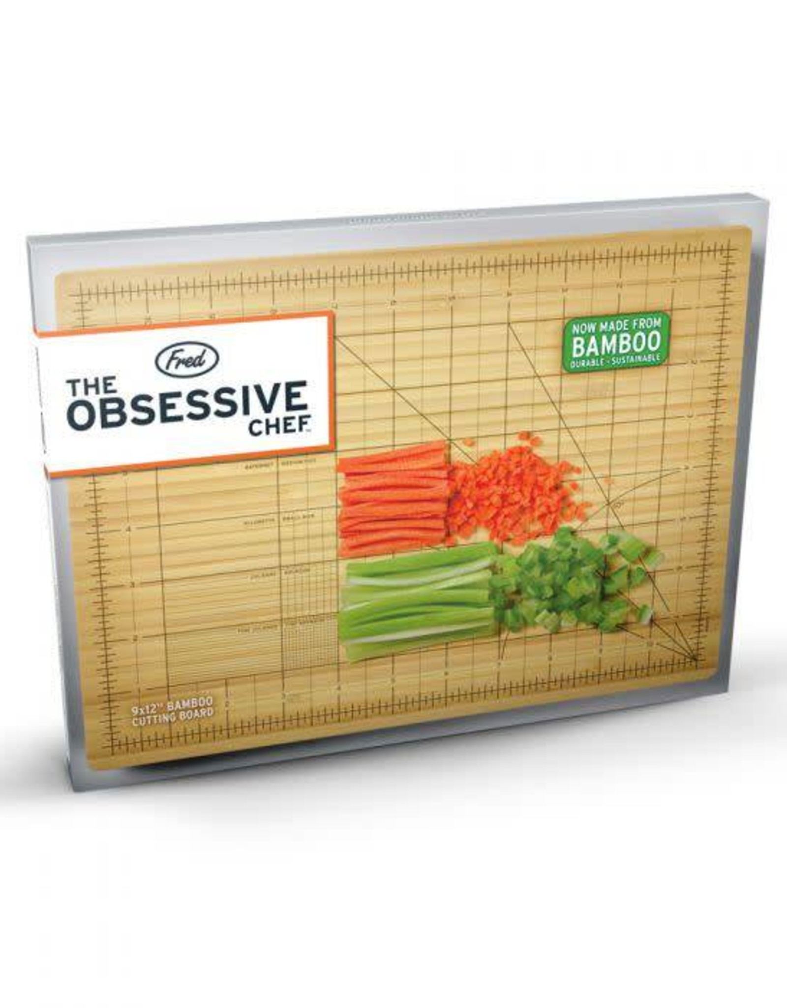 Obsessive Chef Cutting Board