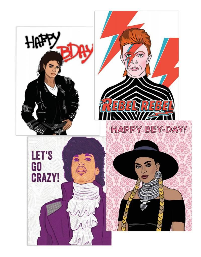 Cards - Musical Birthday