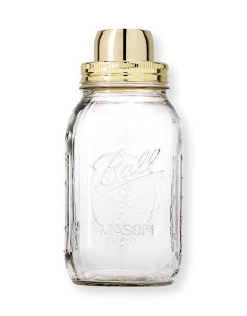 The Mason Shaker - Gold