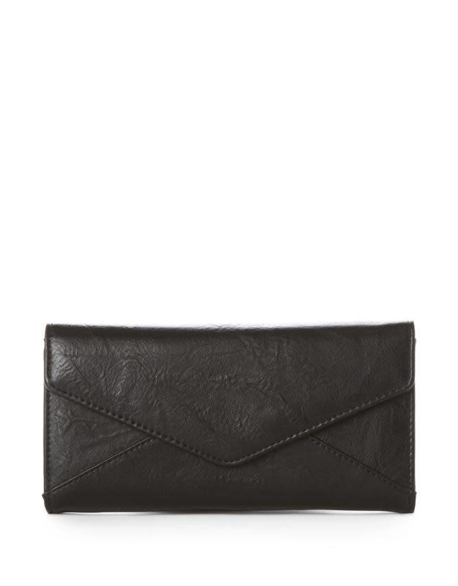 JEANE & JAX Vintage Wallet BLACK