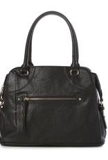 JEANE & JAX 3 Pocket Shoulder Bag