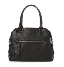 JEANE & JAX 3 Pocket Shoulder Bag