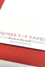 PEPPER POP paper Poppin Birthday
