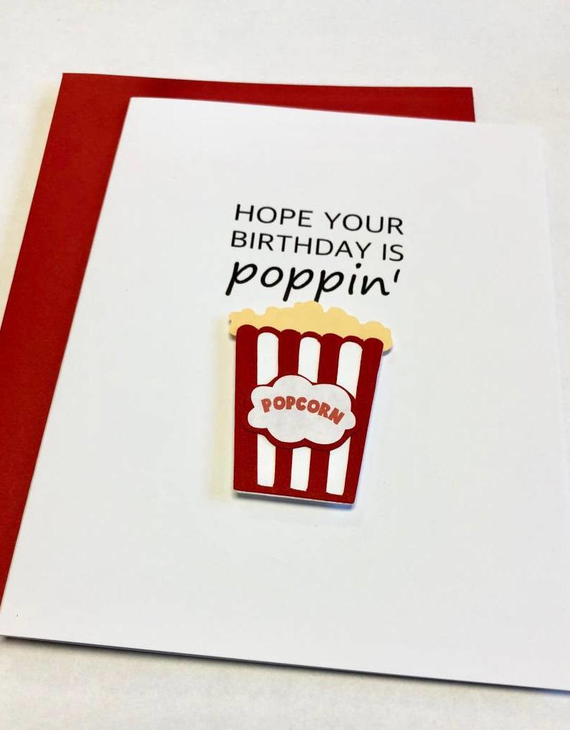 PEPPER POP paper Poppin Birthday