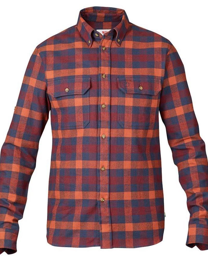 FJALL RAVEN Skog Shirt RED