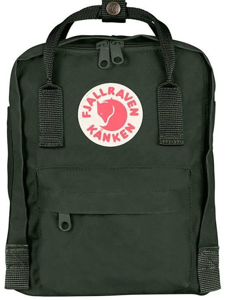 FJALL RAVEN Kanken Mini FOREST GREEN