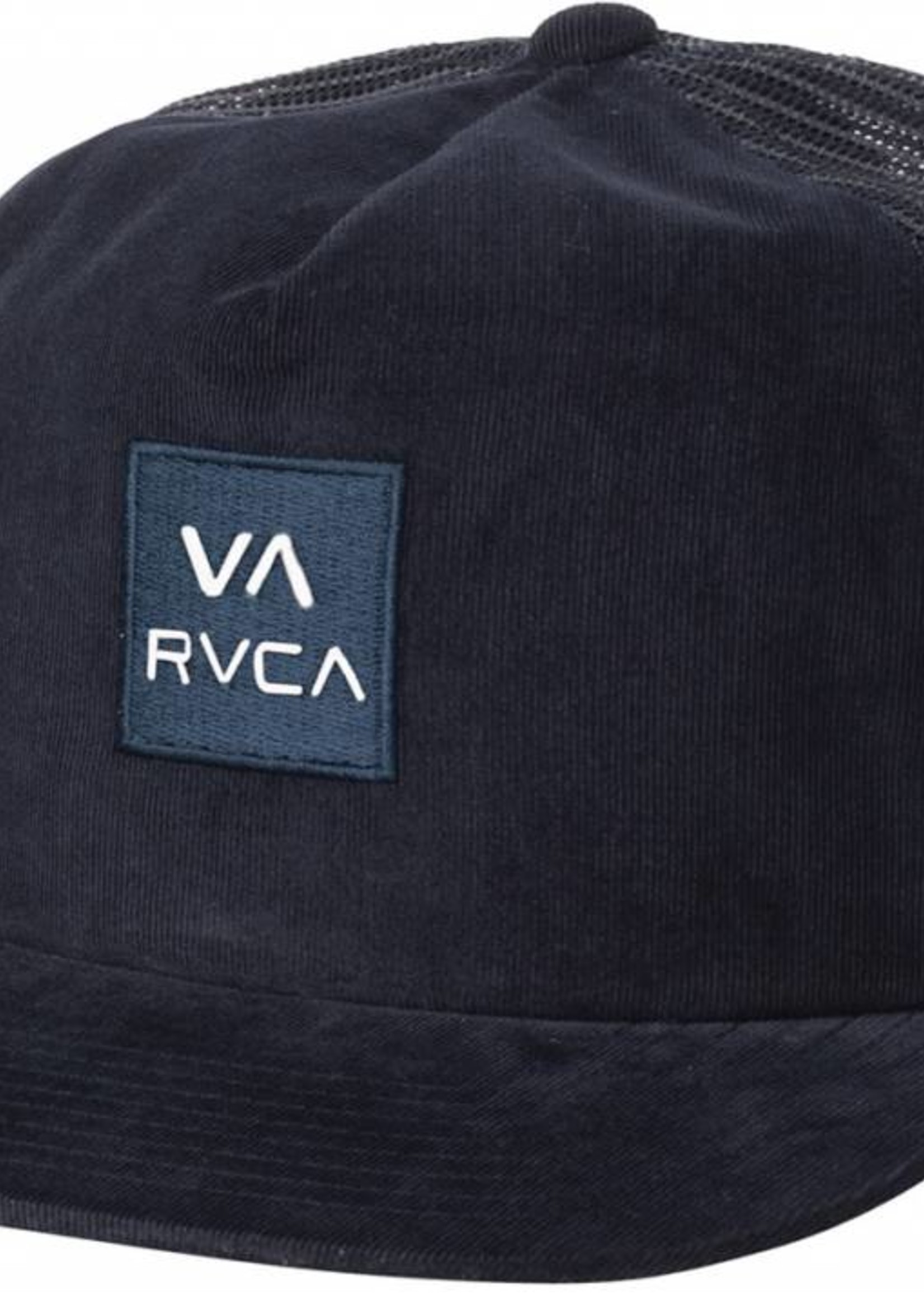 RVCA All The Way Trucker Delux NAVY