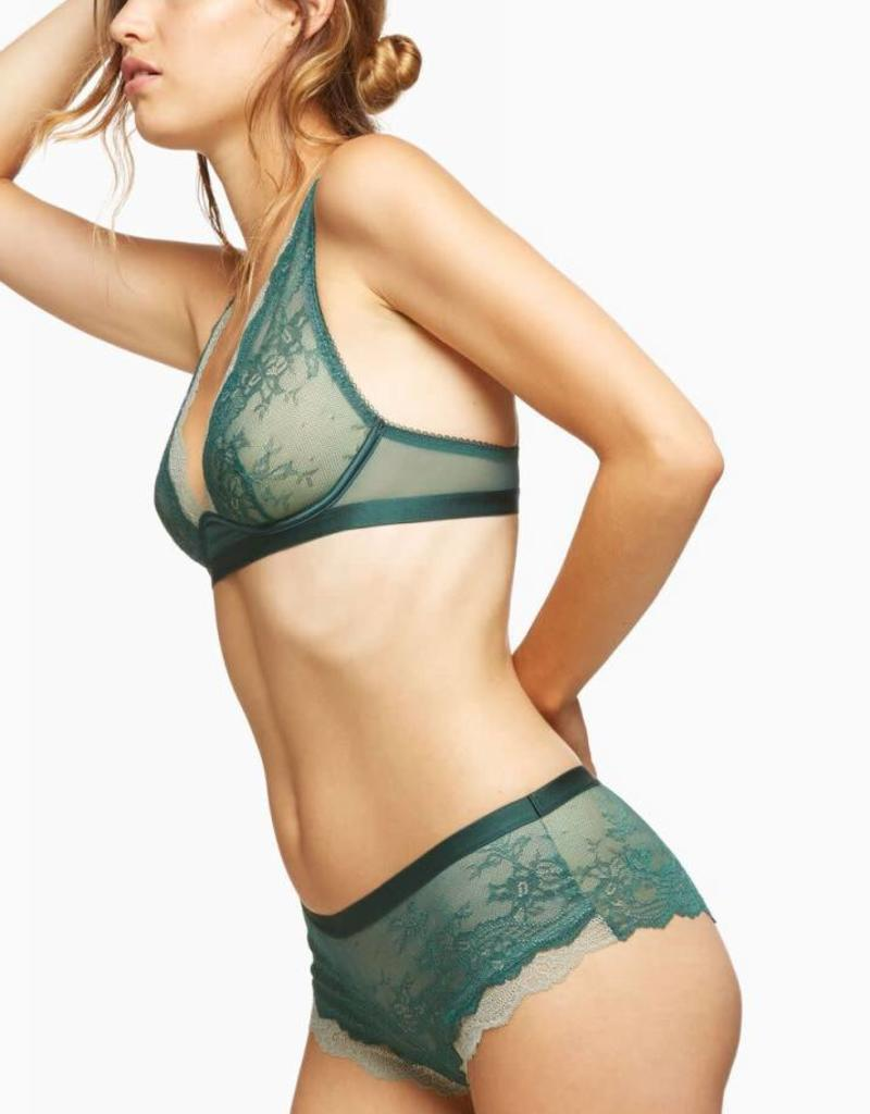 BLUSH COCO bralette, green