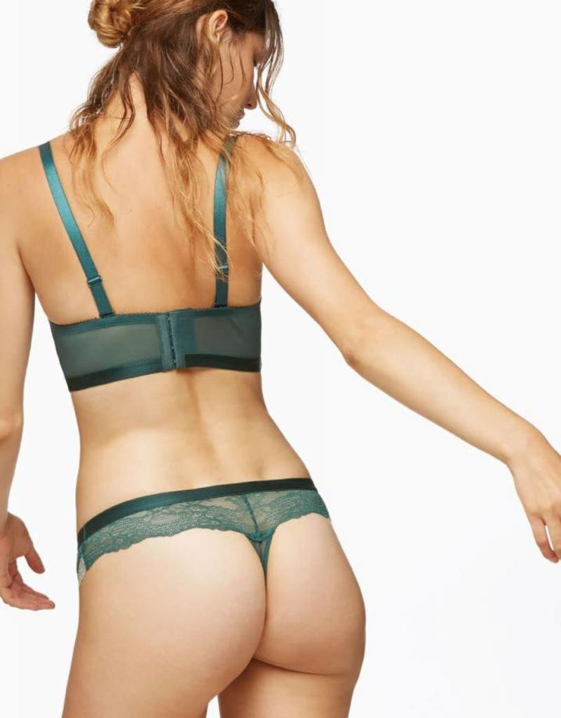 BLUSH COCO thong, green