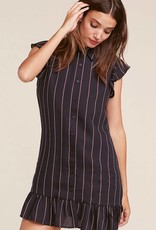 BB DAKOTA AMERICAN PIE SHIRT DRESS