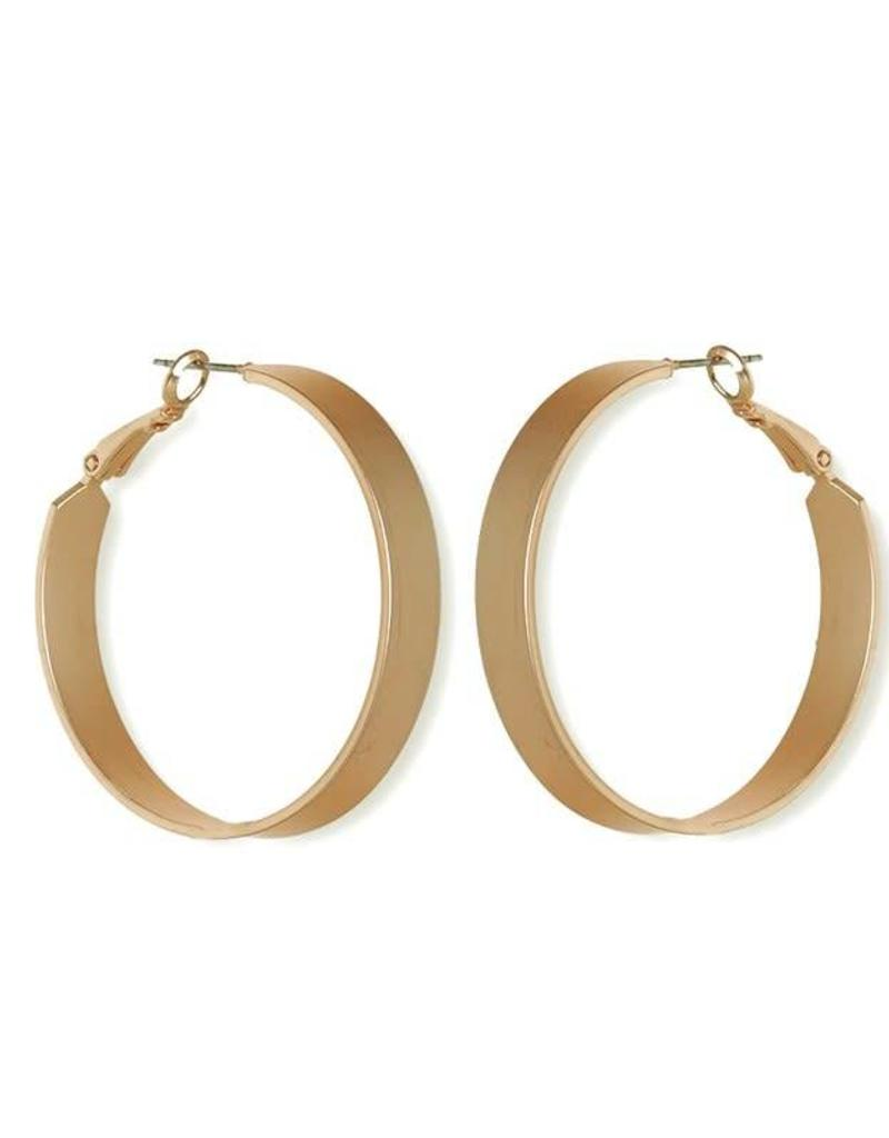 Thick Luxe Hoops GOLD