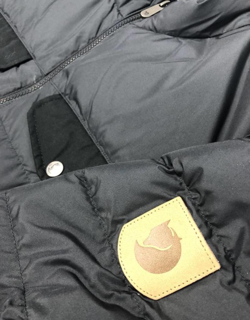FJALL RAVEN GREENLAND DOWN LINER Jacket, BLACK