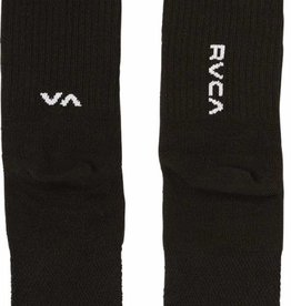RVCA Sport HI Sock BLACK
