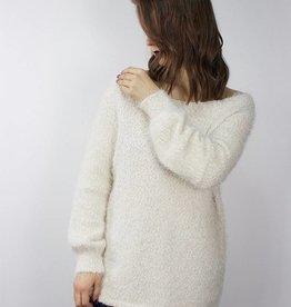 BB DAKOTA Shrug It off Sweater OATMEAL