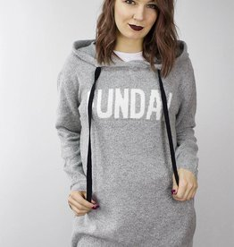 RD STYLE Funday Hoody GREY