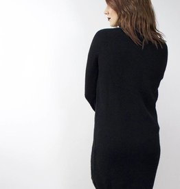 MINIMUM Wool Cowl Neck Sweater Dress