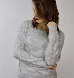 MINIMUM Kita Jumper GREY