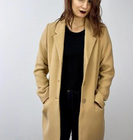 BB DAKOTA Whiskey Business Coat CAMEL