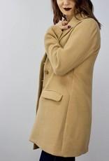 BB DAKOTA Whiskey Business Coat CAMEL