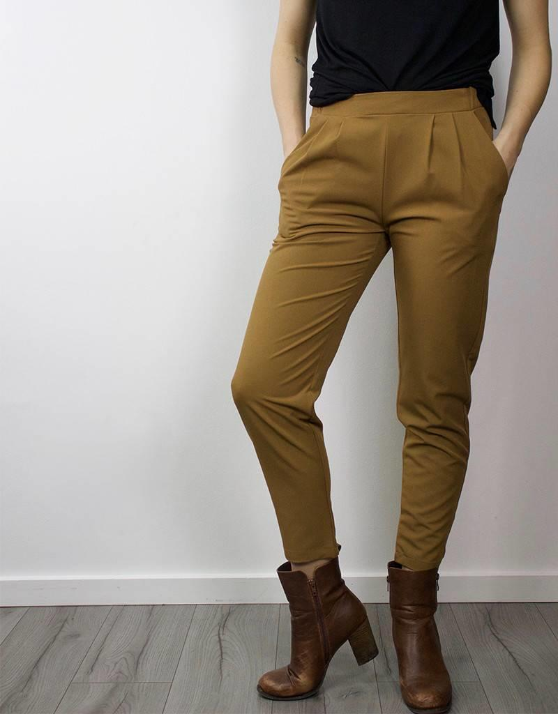 MINIMUM Cigarette Sofja Pants TAN