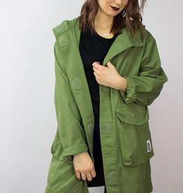 CHEAP MONDAY Worker Parka OLIVE