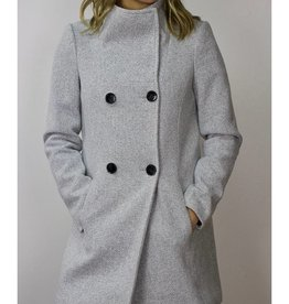 VERA MODA Recycled wool blend coat