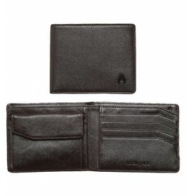 NIXON Arc BiFold Wallet BROWN