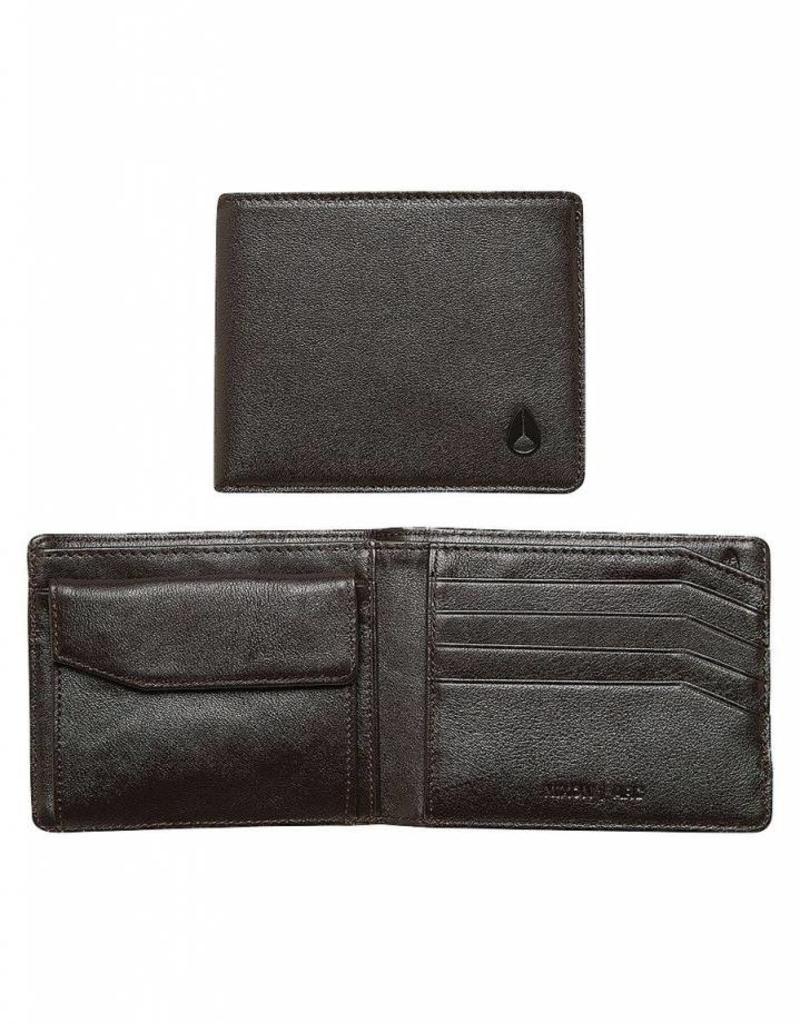 NIXON Arc BiFold Wallet BROWN