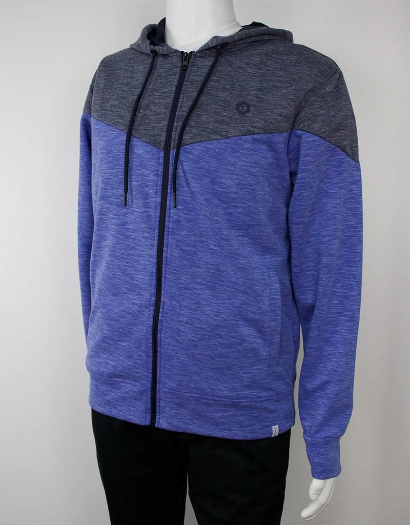 JACK & JONES Chevron Hoody