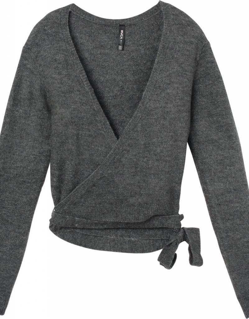 RVCA RVCA Fuz Wrap Sweater