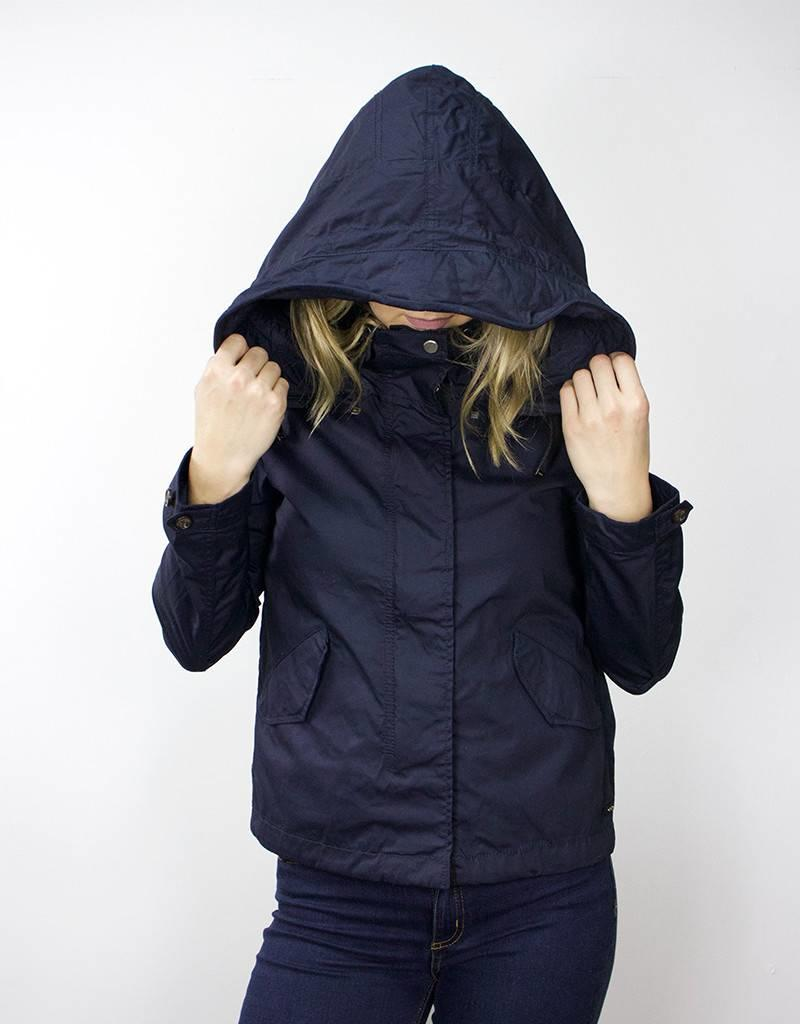 ONLY Hooded Canvas Jacket