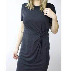 LUSH LUSH model knot dress