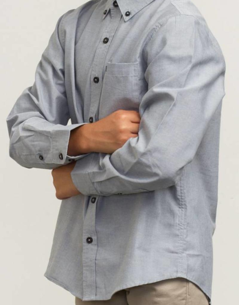 RVCA Oxford LS Shirt