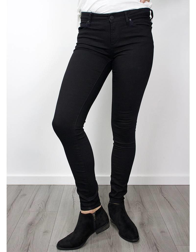 ARTICLES OF SOCIETY Phoenix Mid Rise Skinny Denim