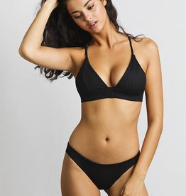 JUNE Swimwear Nora Textured Bikini Top