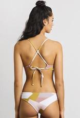 JUNE Swimwear Nora Bikini Top MOZIAC