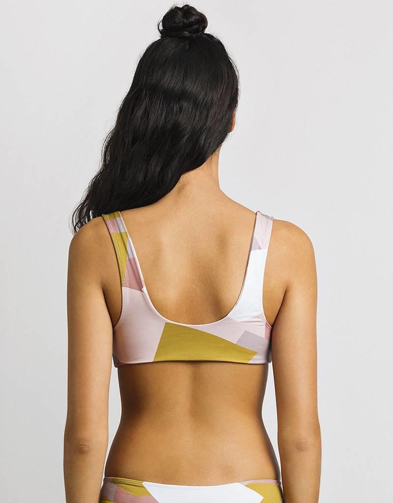 JUNE Swimwear Roberta Bikini Top