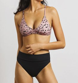 JUNE Swimwear Yvonne Bikini High Bottom