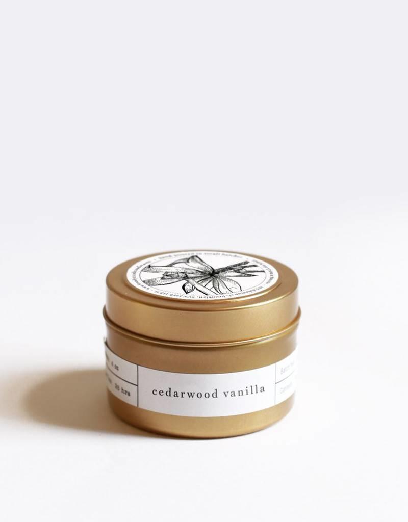 BROOKLYN CANDLE Studio Cedarwood Vanilla Candle