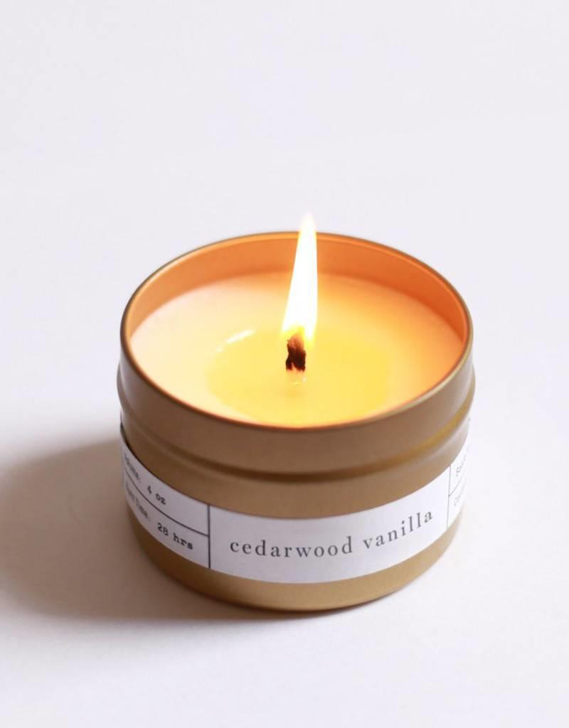 BROOKLYN CANDLE Studio Cedarwood Vanilla Candle