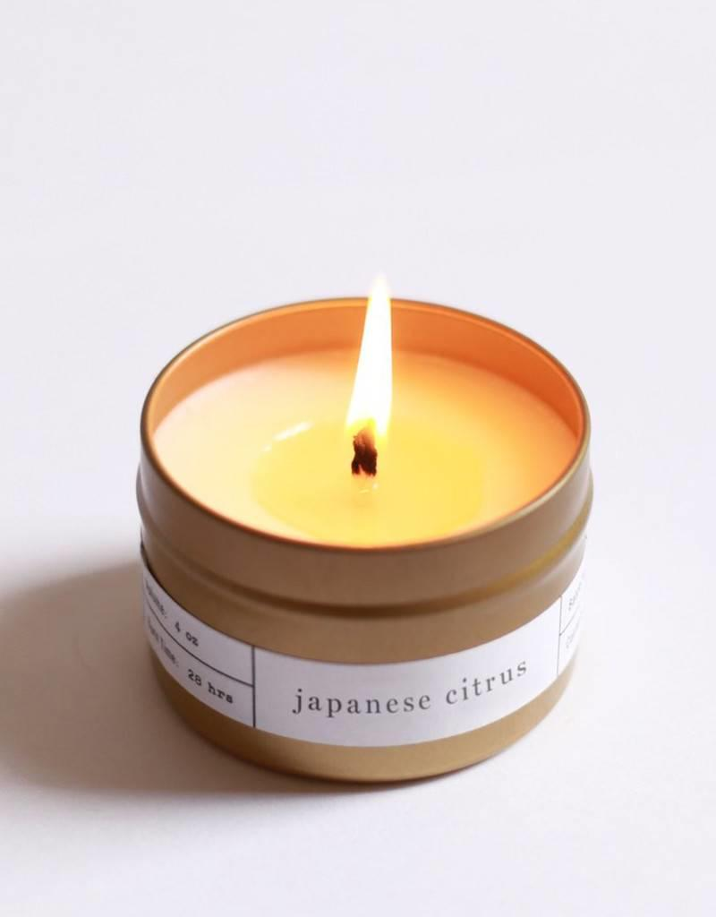 BROOKLYN CANDLE Studio Japanese Citrus Candle