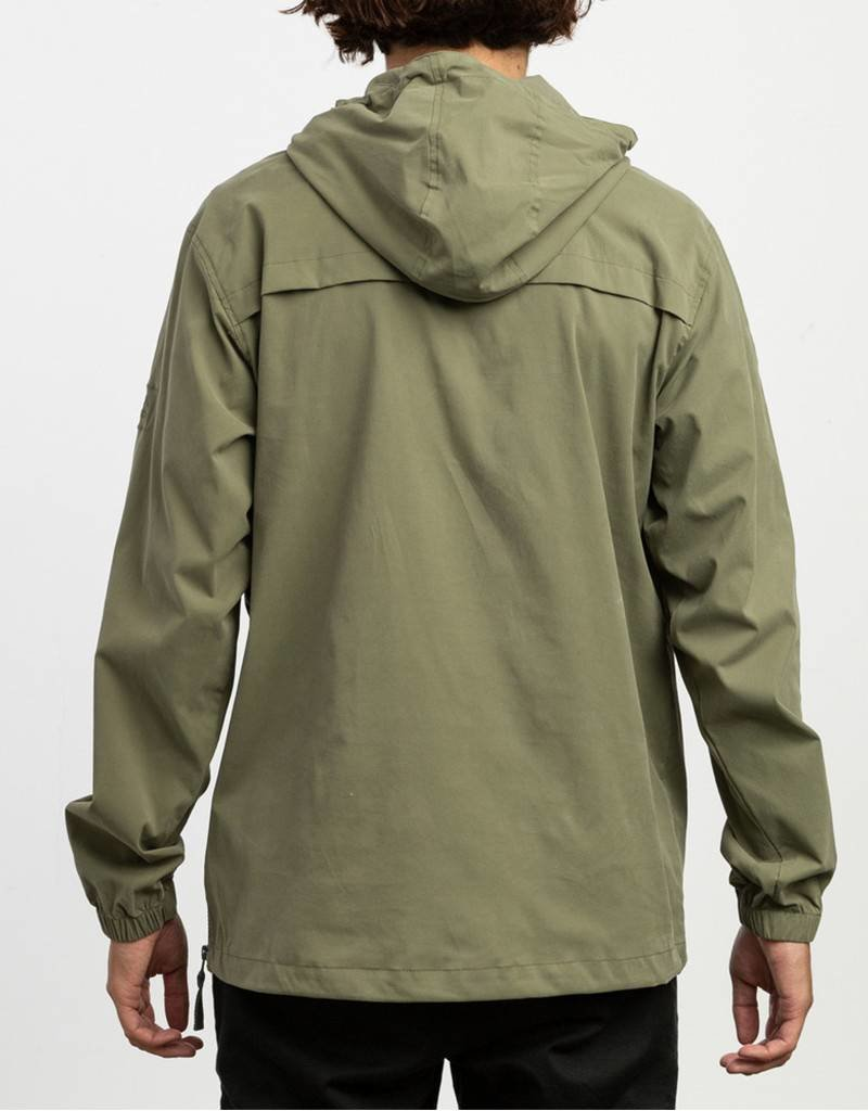 RVCA On Point Anorak OLIVE