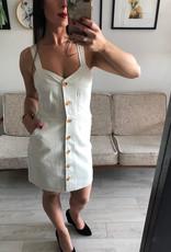 RD STYLE Denim Button up dress