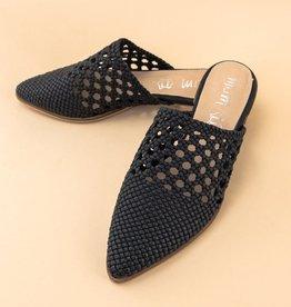 Mi.iM footwear RHEA woven mules
