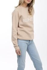 BRUNETTE  the label BLONDE Crew,  Almond