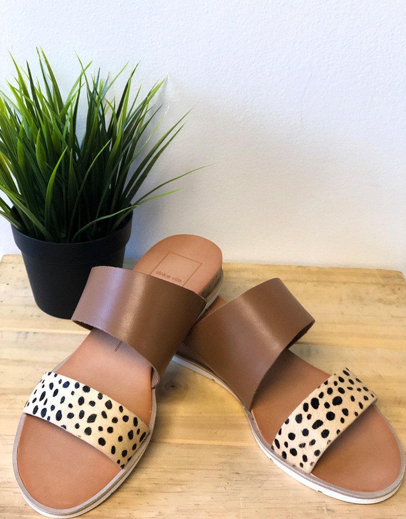 DOLCE VITA Vala Leopard Sandal