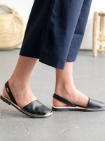 PONS Avarca Sandal BLACK
